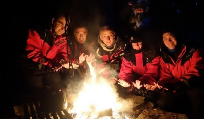 Campfire tour or magic Evening tour -safari